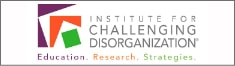 ICD(Institute for Challenging Disorganization 旧 NSGCD=National Study Group onChronic Disorganization)
