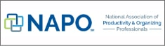 NAPO(National Association of Professional Organizers)